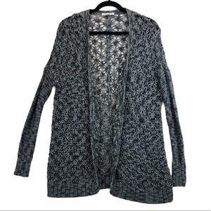 American Eagle Loose Knit Sweater Cardigan